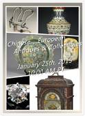 Chinese, European antiques and collectibles