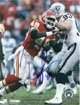 Tony Richardson signed Kansas City Chiefs 8x10 Photo