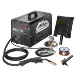 WELDER MIG 160-AMP COMMERCIAL PORTABLE (230-VOLT)