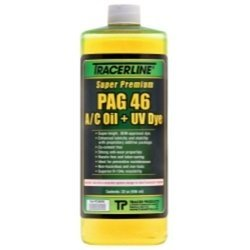 32 OZ BOTTLE PAG 46 A/C OIL W/DYE