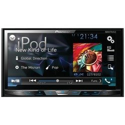 """PIONEER AVH-X4700BS 7"""" Double-DIN In-Dash DVD Receiver"""