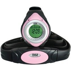 PYLE PHRM38PN Heart Rate Monitor Watch with Minimum, Av