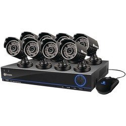 SWANN SWDVK-832008S-US 3200s 8-Channel 960H DVR with 1T