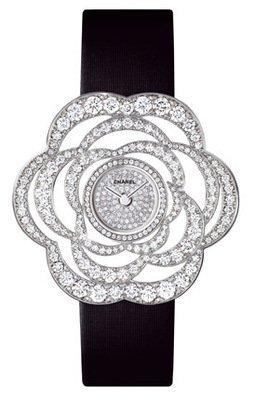 Chanel Camelia Women's Watch
