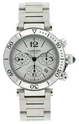 Cartier Pasha 42mm Men's Watch