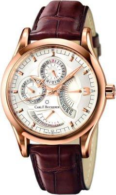 Carl F. Bucherer Manero RetroGrade Men's Watch