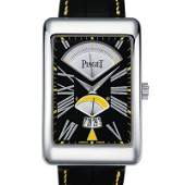 Piaget Black Tie Mens Watch