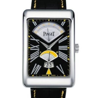 Piaget Black Tie Men's Watch