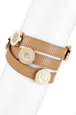SEAH 3-Wrap Spring/Summer Bracelet  re  with Aries,Taur