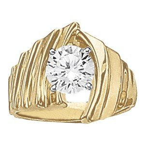 14K Gold Ring with 6.47 grams of gold.  Brand New!