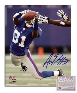 Aaron Ross NFL New York Giants Hand Signed 8x10 Photogr