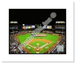 New York Yankees MLB Double Matted 8x10 Photograph 2009