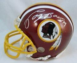 Coy Bacon NFL Washington Redskins Hand Signed Mini Helm