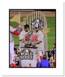 Albert Pujols and Lance Berkman St Louis Cardinals MLB