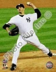 Andy Pettitte New York Yankees MLB 8x10 Photograph 2009
