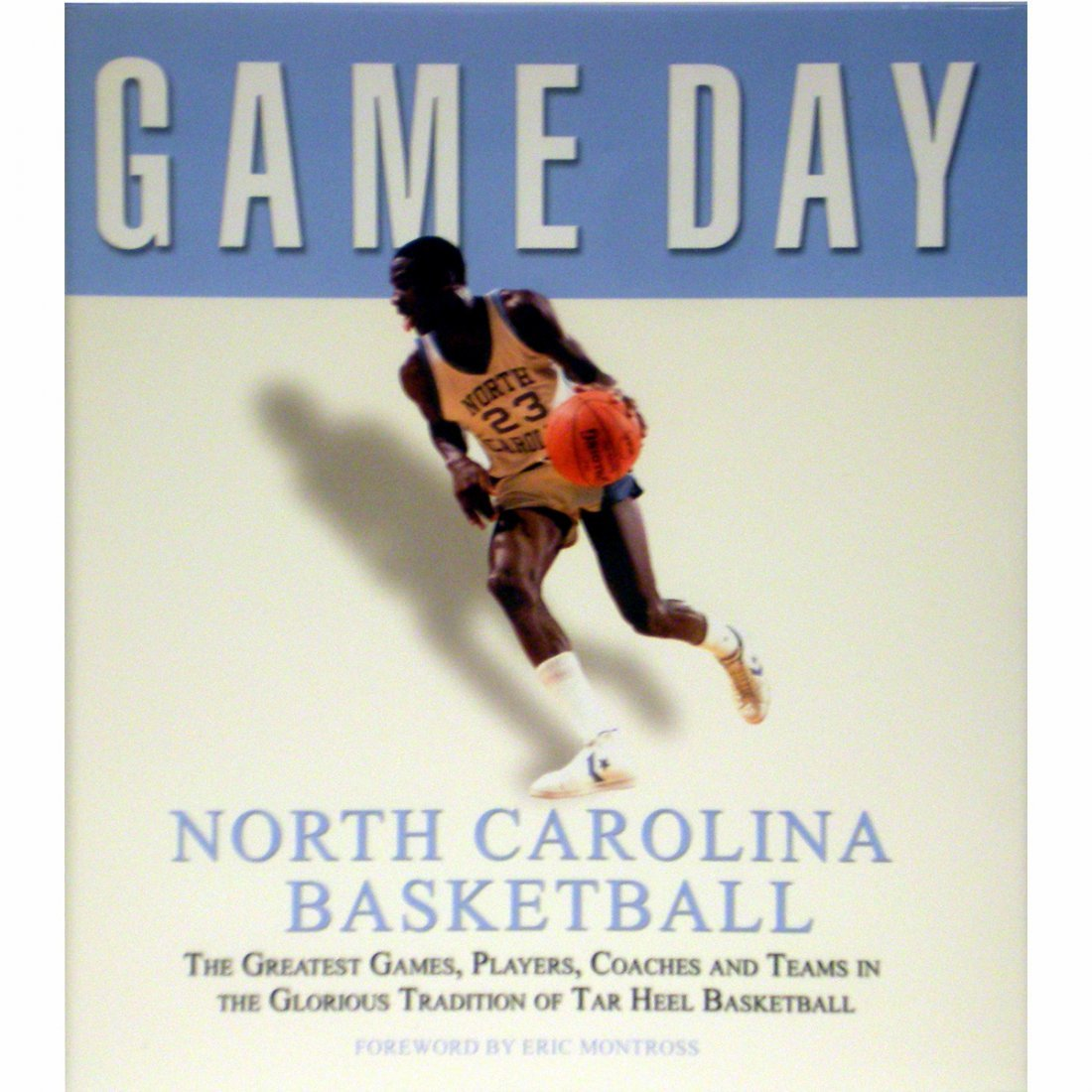North Carolina Basketball Game Day Book