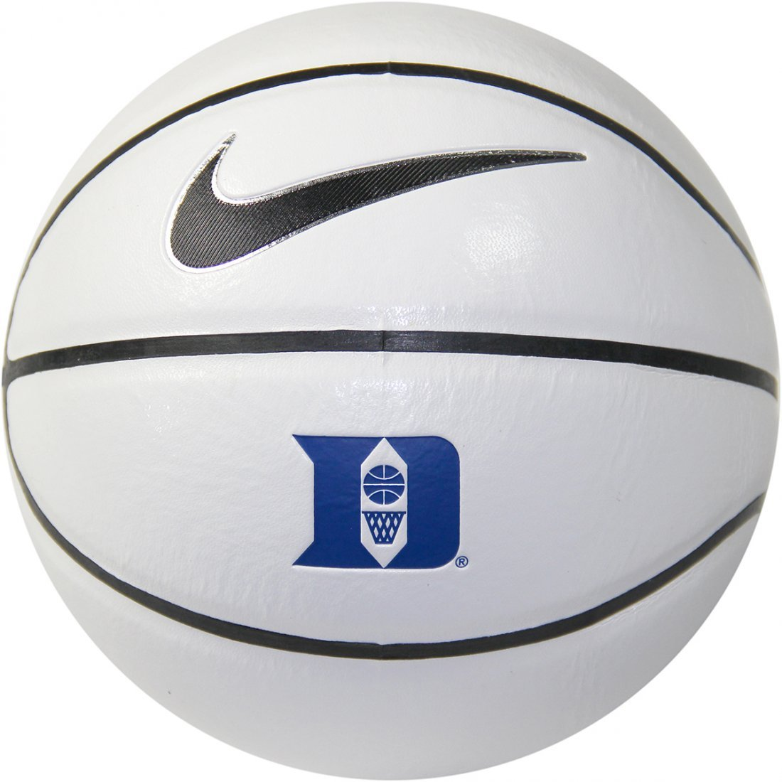 Mini Duke-logo'd Autograph Basketball