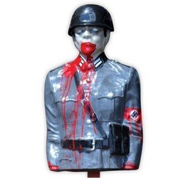 Bleeding  Zombie Nazi Target