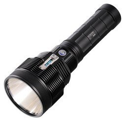 TM36 Tiny Monster Flashlight, Black, 1800 lm, NBP52 Bat