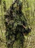 CHAMELEON Ghillie Long Jacket Woodland XL/XXL