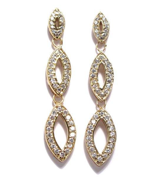 GD-CZ Earrings