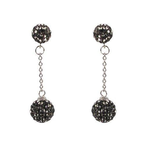 6m 8m crystal earring