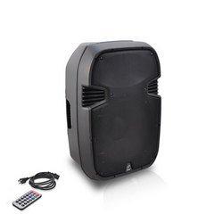 15'' 1400 Watt Powered 2 Way Full Range PA Speaker w/Bu