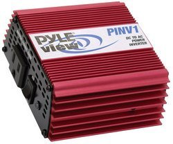 Plug In Car 300 Watt Power Inverter DC/AC