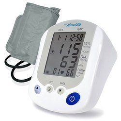 Bluetooth Blood Pressure Monitor with Downloadable Heal