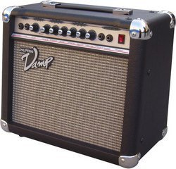 60 Watt Vamp-Series Amplifier With 3-Band EQ, Overdrive