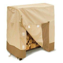 Armor Shield Patio Firewood Log Rack Cover Fits 4' Log