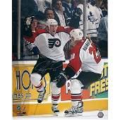 Jeremy Roenick Flyers Game Winning Goal Celebration Ver