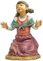 """50"""" Beth Kneeling Girl Figure"""
