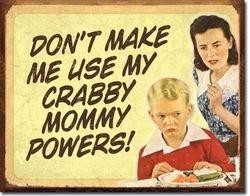 Ephemera - Crabby Mommy