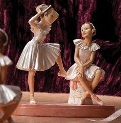8.75h  Ballet Duet Set of 2