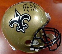 Mark Ingram New Orleans Saints NFL Hand Signed Full Siz