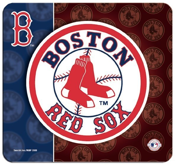 Boston Red Sox Logo Mouse Pad