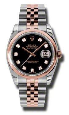 Rolex Datejust Mens Men's Watch