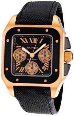Cartier Santos 100 Chronograph Men's Watch