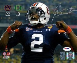 Cam Newton Auburn Tigers NCAA Hand Signed 8x10 Photogra