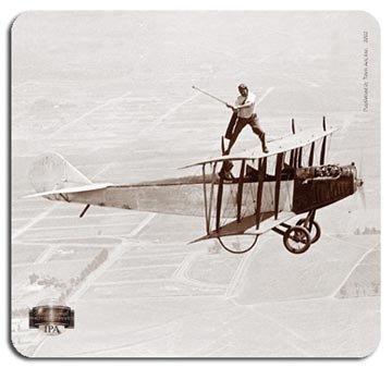 Mousepad - I'll Drive You Fly