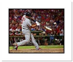 Albert Pujols St Louis Cardinals MLB Double Matted 8x10