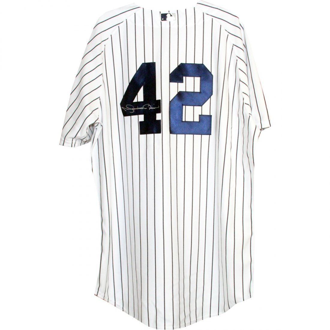 Mariano Rivera Authentic Yankees Home Jersey (Signed on
