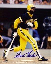 David Parker MLB Pittsburgh Pirates Hand Signed 8x10 Ph