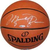 Michael Jordan Spalding Official Game Basketball (UDA)