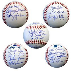 1969 Seattle Pilots MLB Team Signed Baseball