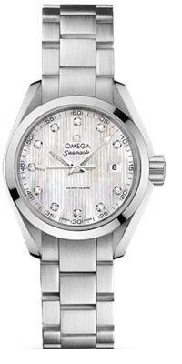 Omega Seamaster Aqua Terra Quartz 30mm Women's Watch