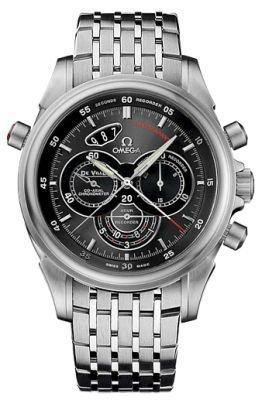 Omega De Ville Rattrapante Men's Watch