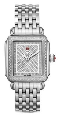 Michele Deco Signature Limited Edition Women's Watch