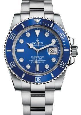 Rolex Submariner Date Men's Watch